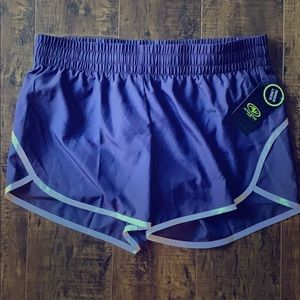 NWT Athletic Works running shorts